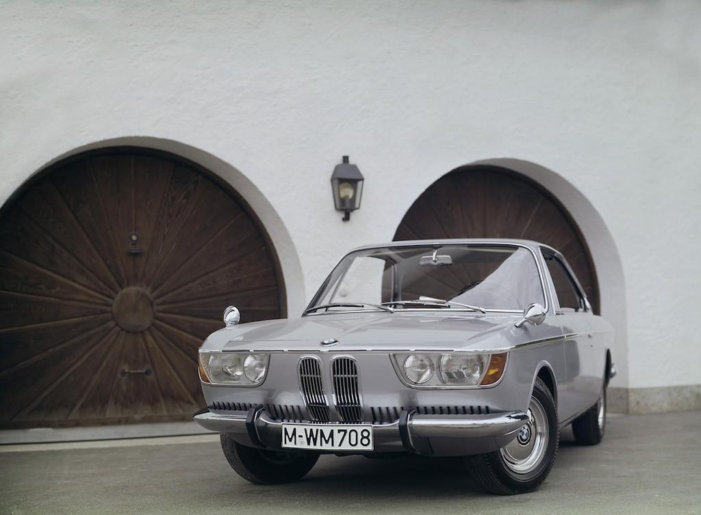 1967 BMW 2000 C/CS