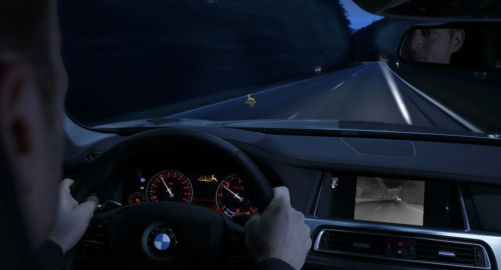 BMW Dynamic Light Spot