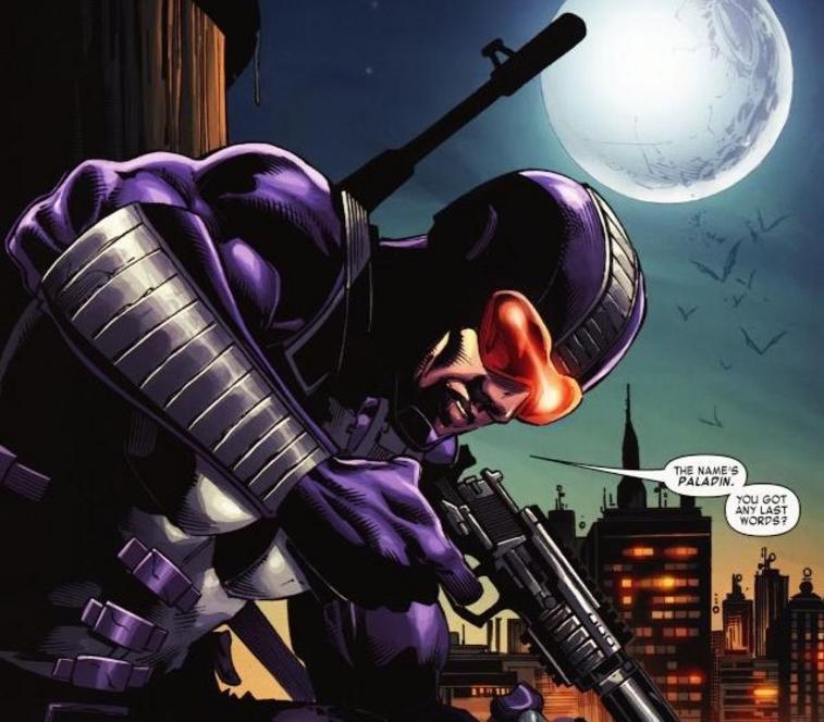 Paladin - Marvel Comics