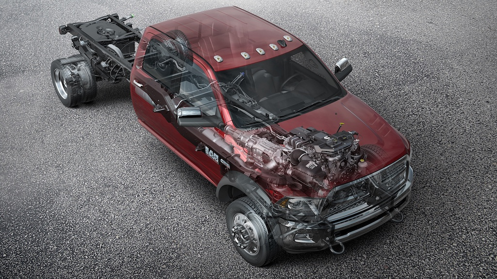 2017 Ram 5500   Fiat Chrysler Automobiles
