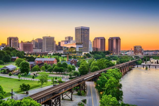 Richmond, Virginia, USA