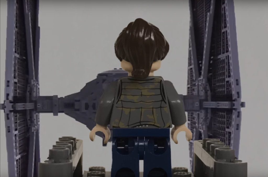 LEGO Rogue One: A Star Wars Story Official Trailer