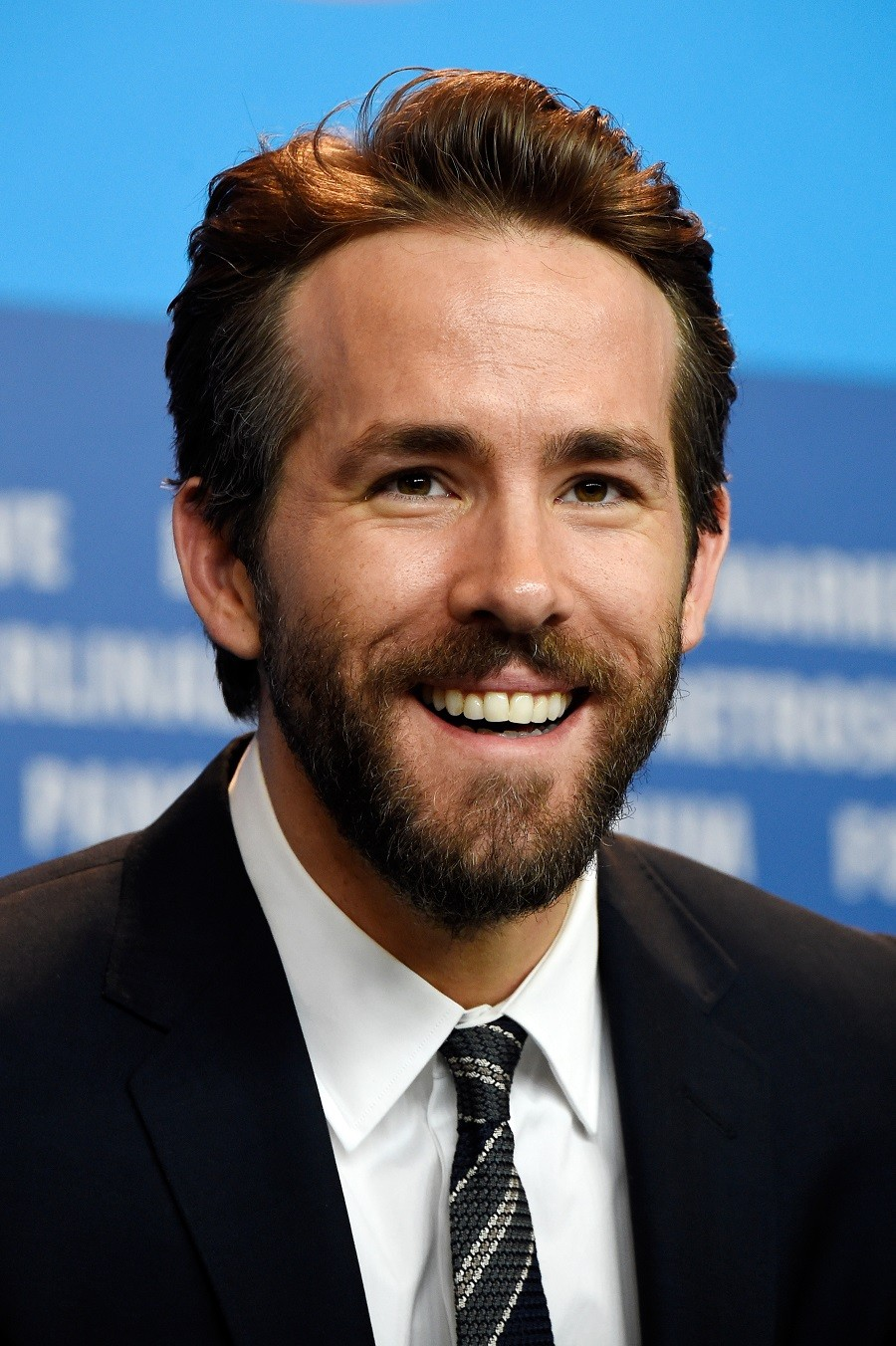 Ryan Reynolds attends the 'Woman in Gold' press conference