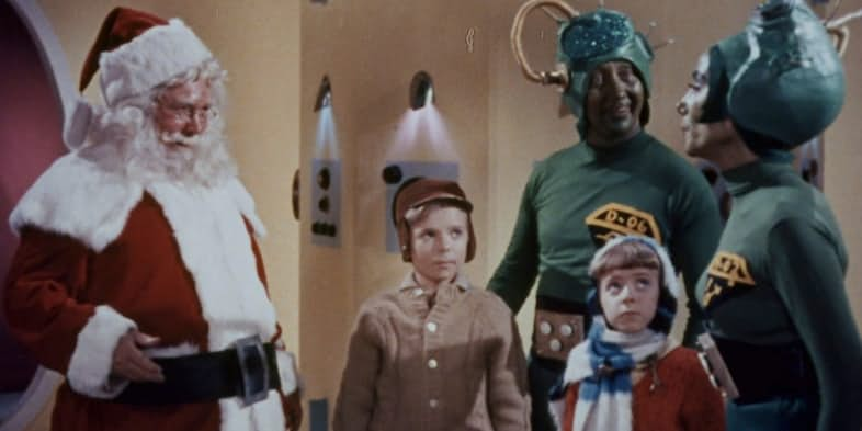 Santa Claus Conquers the Martians   Embassy Pictures