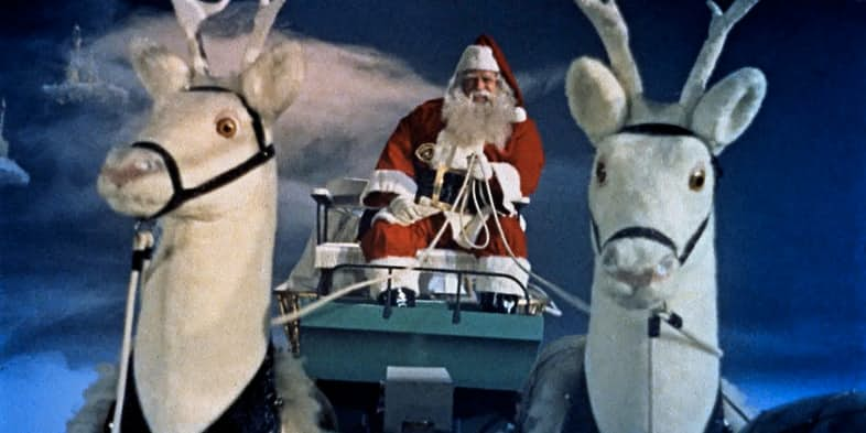 Santa Claus, christmas movies