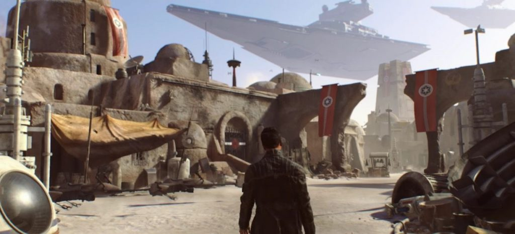 A look at Visceral's Star Wars video game