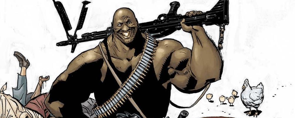 Barracuda - Marvel Comics