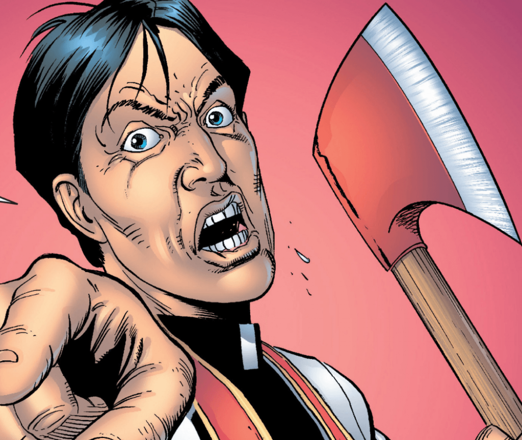 The Holy - Marvel Comics