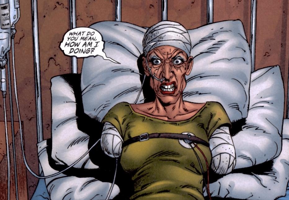 Ma Gnucci - Marvel Comics