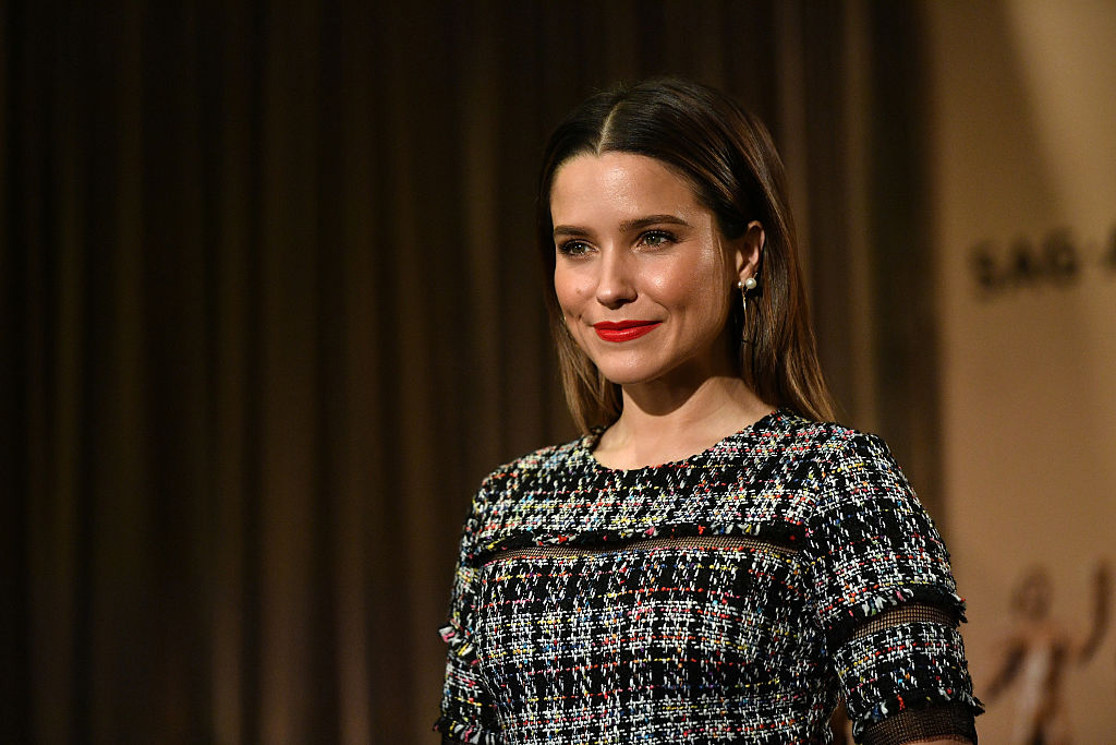 Actress Sophia Bush attends the 23rd Annual SAG Award Nominations Announcement at Silver Screen Theater
