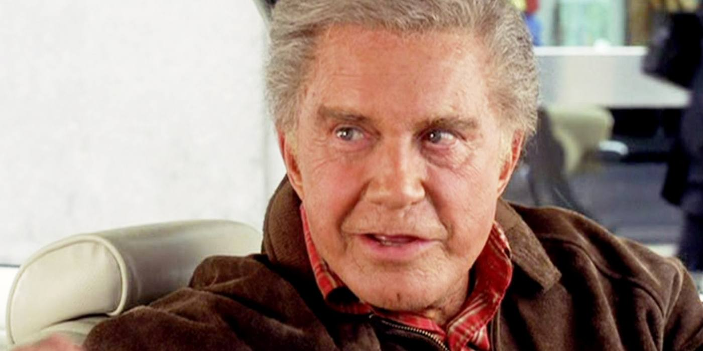 Martin Sheen as Uncle Ben in The Amazing Spider-Man