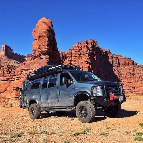 Sportsmobile has long been synonymous with hardcore off-road vehicles that can be lived out of | Sportsmobile