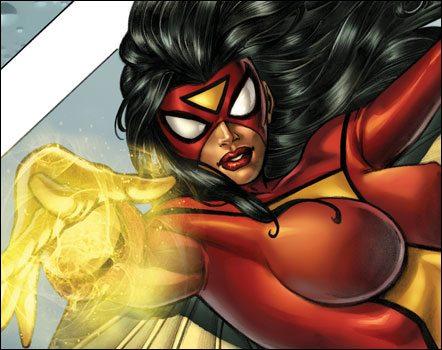 Spider-Woman   Marvel