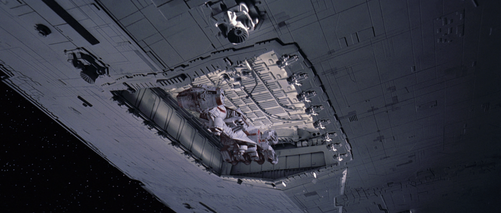 Tantive IV in Star Wars: A New Hope