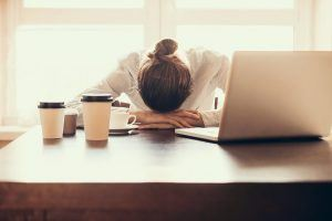 5 Ways to Recover When You're Totally Overwhelmed at Work
