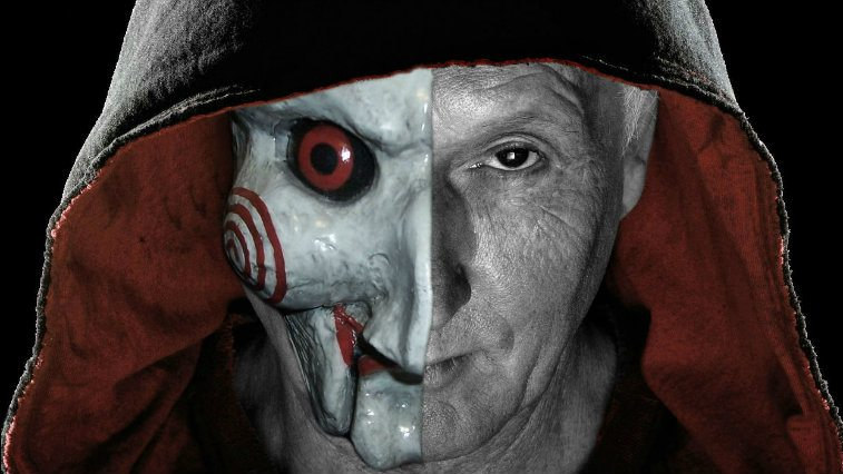 Tobin Bell in Saw