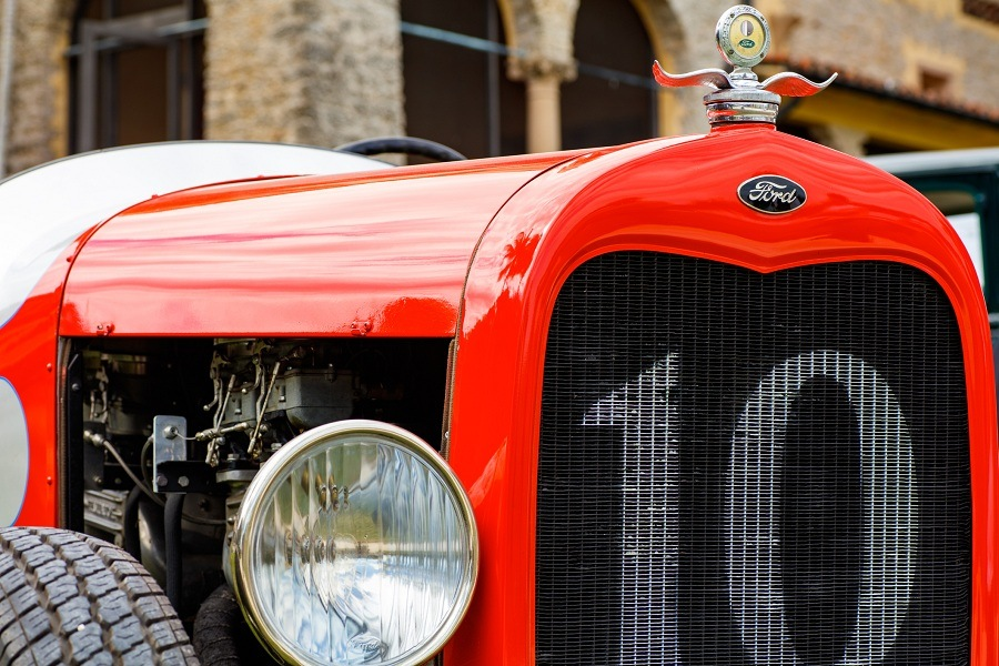 1929 Ford Model A Speedster automobile