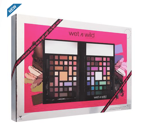 Wet n Wild Holiday Beauty Book