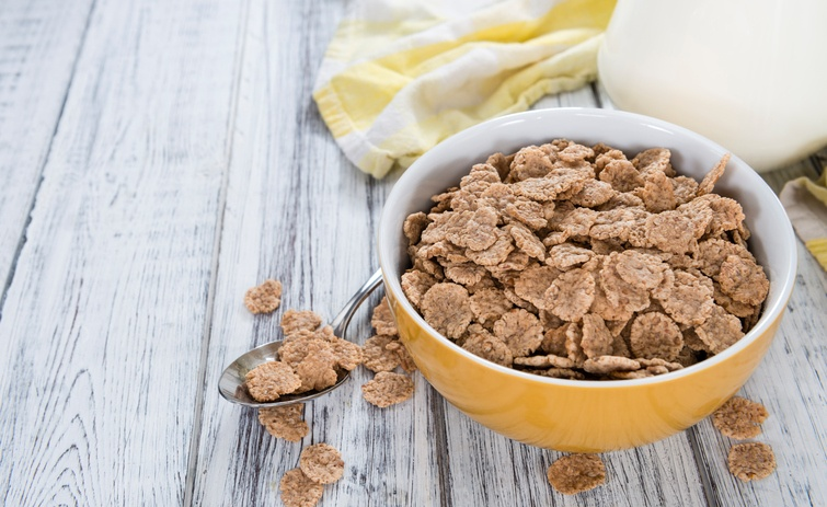 No nutrients were lost in the making of this breakfast cereal.