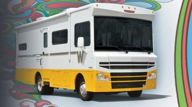 The Winnebago Brave takes vintage styling and applies modern technology and mechanics to form a restomod RV | Winnebago