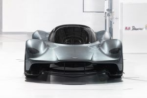 Aston Martin AM-RB 001 Won't Feature a Single Piece of Steel