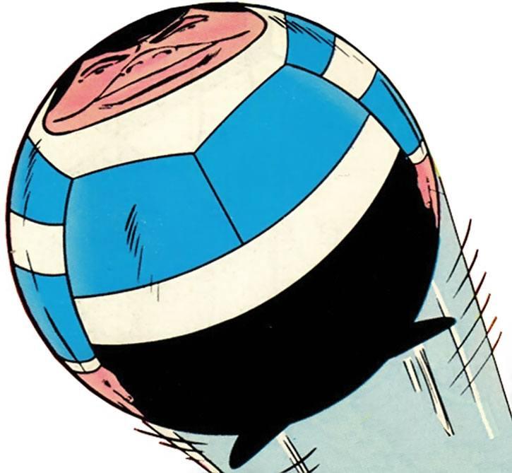Bouncing Boy - DC Comics