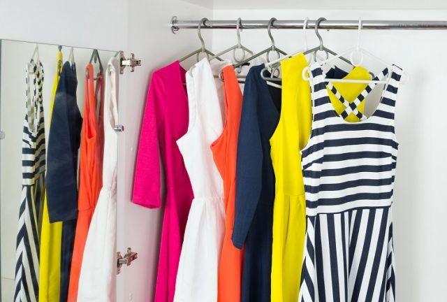 bright modern fashion women's dresses
