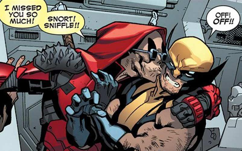 Deadpool and Wolverine - Marvel Comics