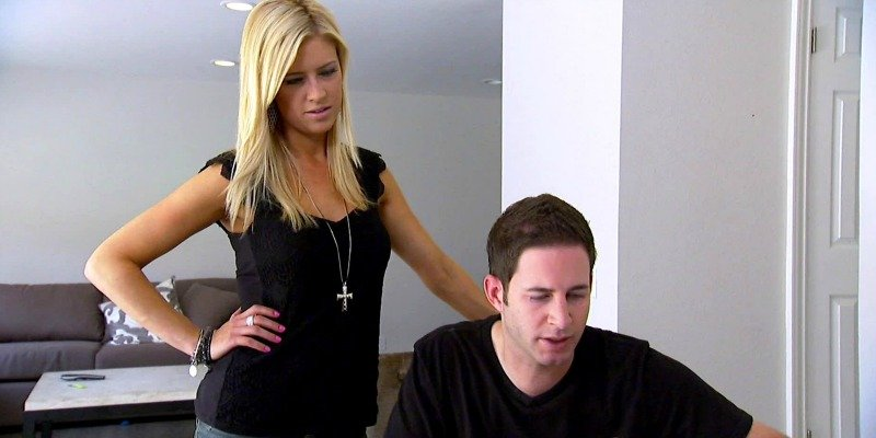 "Tarek and Christina, hosts of ""Flip or Flop,"" consider their deadlines."