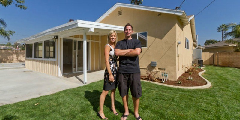 Christina and Tarek El Moussa Flip or Flop