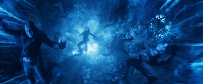 the Ravagers in Guardians of the Galaxy Vol. 2