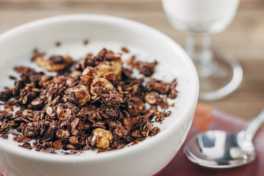 This is the perfect cereal for anyone with special dietary needs.