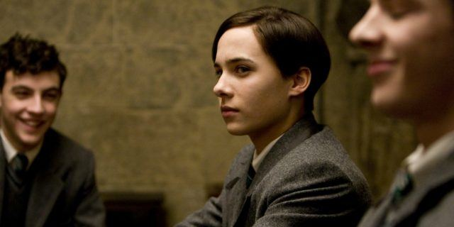 Tom Riddle (Frank Dillane) in a scene from 'Harry Potter and the Half-Blood Prince'