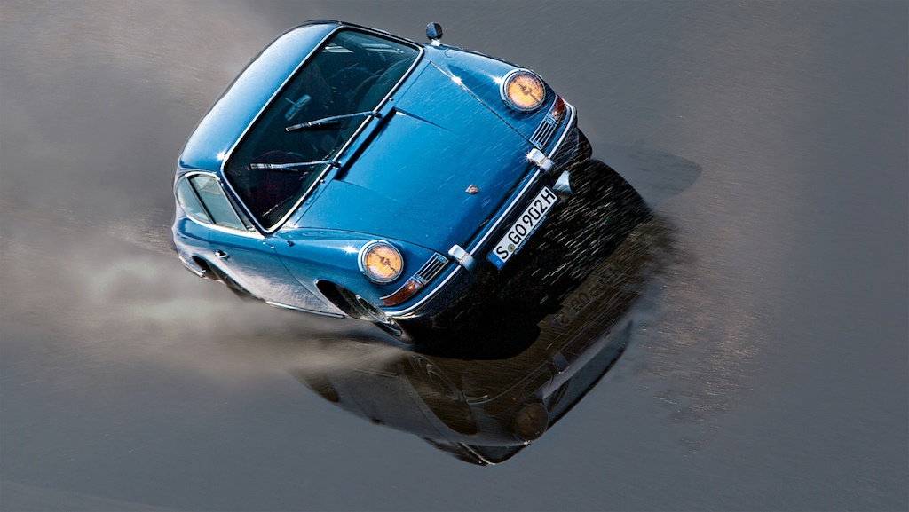 1970 Porsche 911
