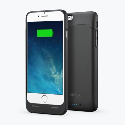 An iPhone charging case is one of the most useful iPhone accessories when you're away from your home or your desk