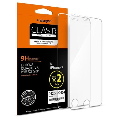 An iPhone screen protector may be one of the less popular categories of iPhone accessories, but it's a useful purchase if you want extra protection against scuffs and scratches