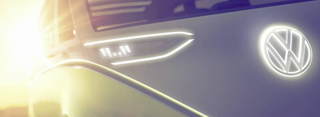 2017 Volkswagen I.D. Concept