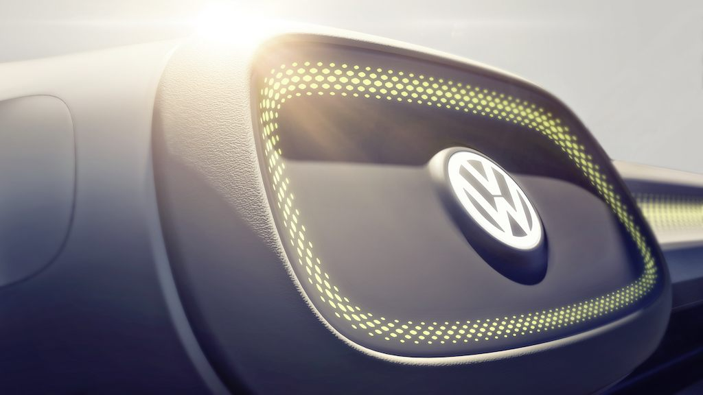 2017 Volkswagen I.D. Concept | Volkswagen