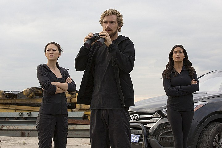 Marvel's Iron Fist | Netflix