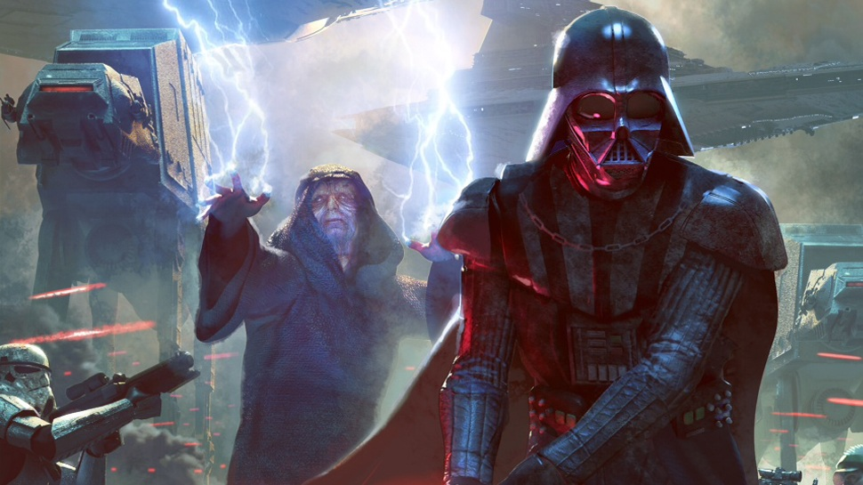 Star Wars: Lords of the Sith novel