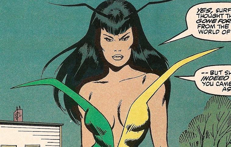 Mantis   Marvel Comics