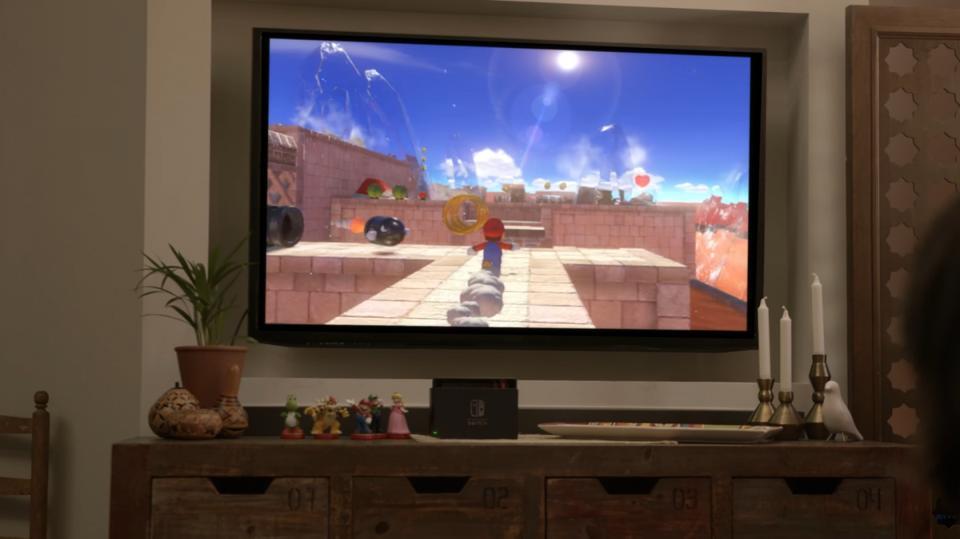 'Mario' game for Nintendo Switch