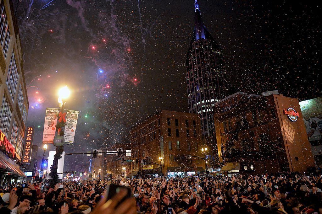 nashville new year's eve