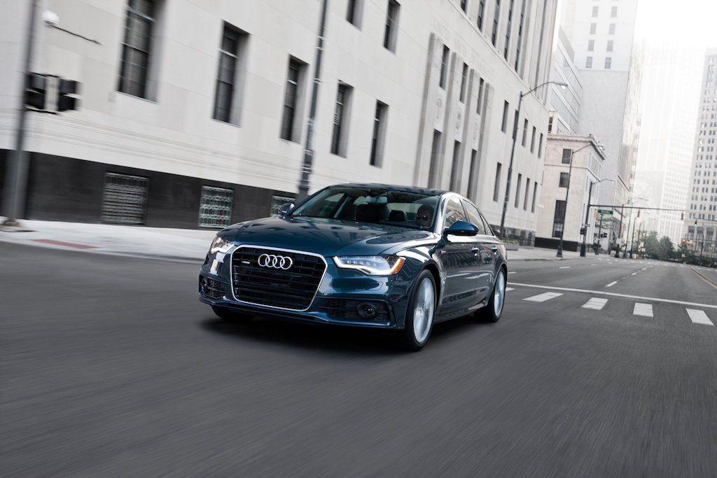 2012 Audi A6   Audi