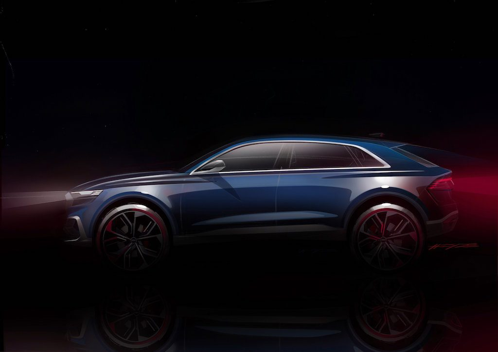 2017 Audi Q8 Concept | Audi