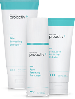Proactiv treatment system