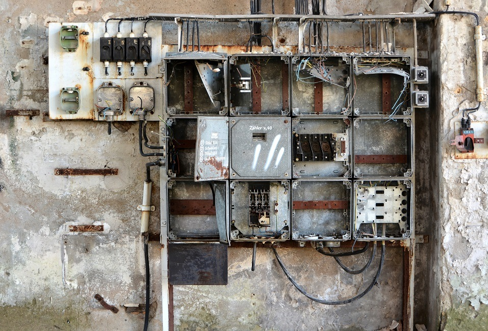 old wiring