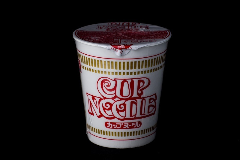 """A cup of instant noodles, a primary factor in putting on the """"freshman 15"""""""
