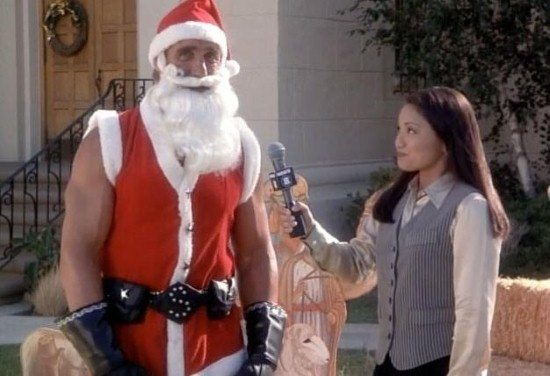 Santa With Muscles, worst christmas movies