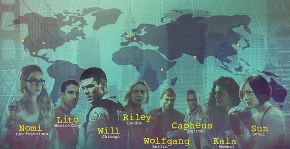Sense8 | Netflix